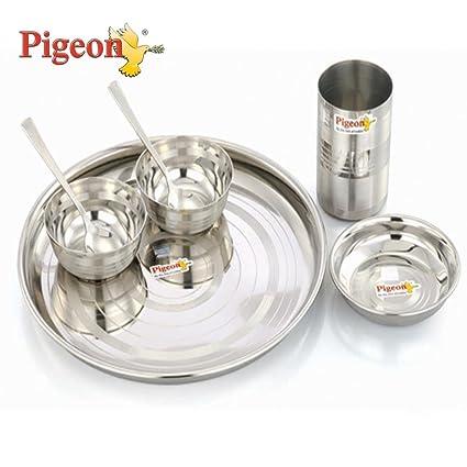 Pigeon 7 Pcs Lunch Set