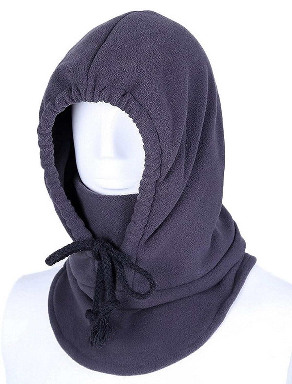 Bigood Damen Herren Balaclava Hood Skimaske Mütze Sturmhaube