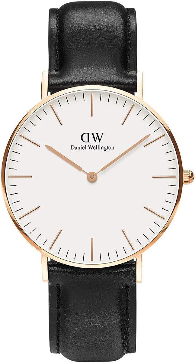 Daniel Wellington Reloj con Correa de Acero para Mujer 0508DW