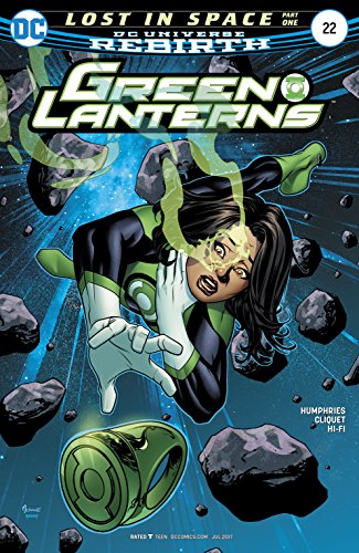 Green Lanterns (2016-) #22 by [Humphries, Sam]