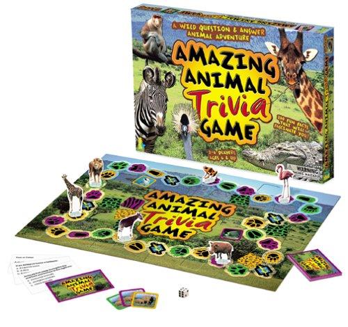 Amazing Animal Trivia
