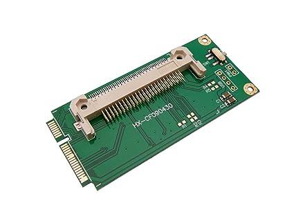 CF (compact flash) - a mini PCIE se reemplace el adaptador de ...