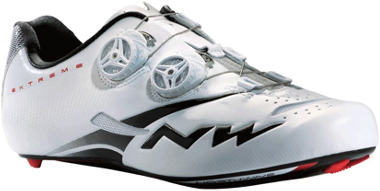 Northwave - Zapatillas de ciclismo para hombre negro Negro 48 ...