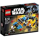 LEGO 75167 - Star Wars Tm, Battle Pack Speeder Bike del Bounty Hunter