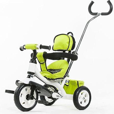 Triciclo de Niños Bicicleta Empuñadura de Mano 1 2 3 5 Años de ...