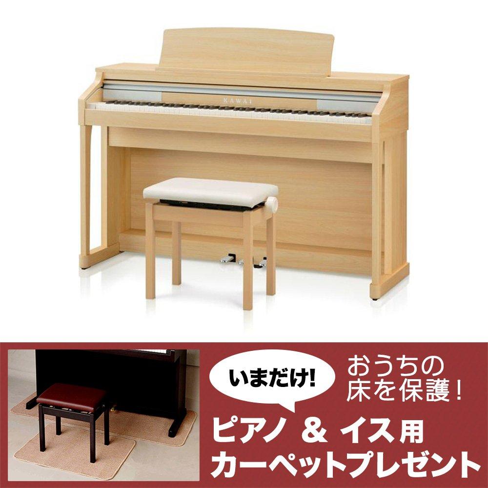 【公式】 KAWAI// CA17LO 電子ピアノ カワイ 電子ピアノ プレミアムライトオーク調仕上げ CA17LO B01M31IGU2, ぬくもり工房:e4435237 --- laikinikeliai.lt