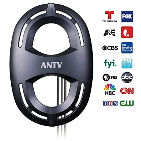 Review ANTV Outdoor TV Antenna