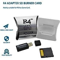 Adaptador de Tarjeta de Memoria Digital Micro Seguro R4 SDHC de tamaño pequeño y Ancho Adecuado para DS 3DS 2D Ndsi Nds