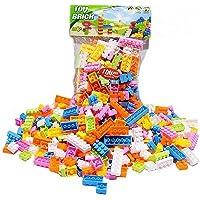 70 Pcs Plastic Building Blocks Bricks Children Kids Educational Puzzle Toy Model Building Kits for Kids Gift