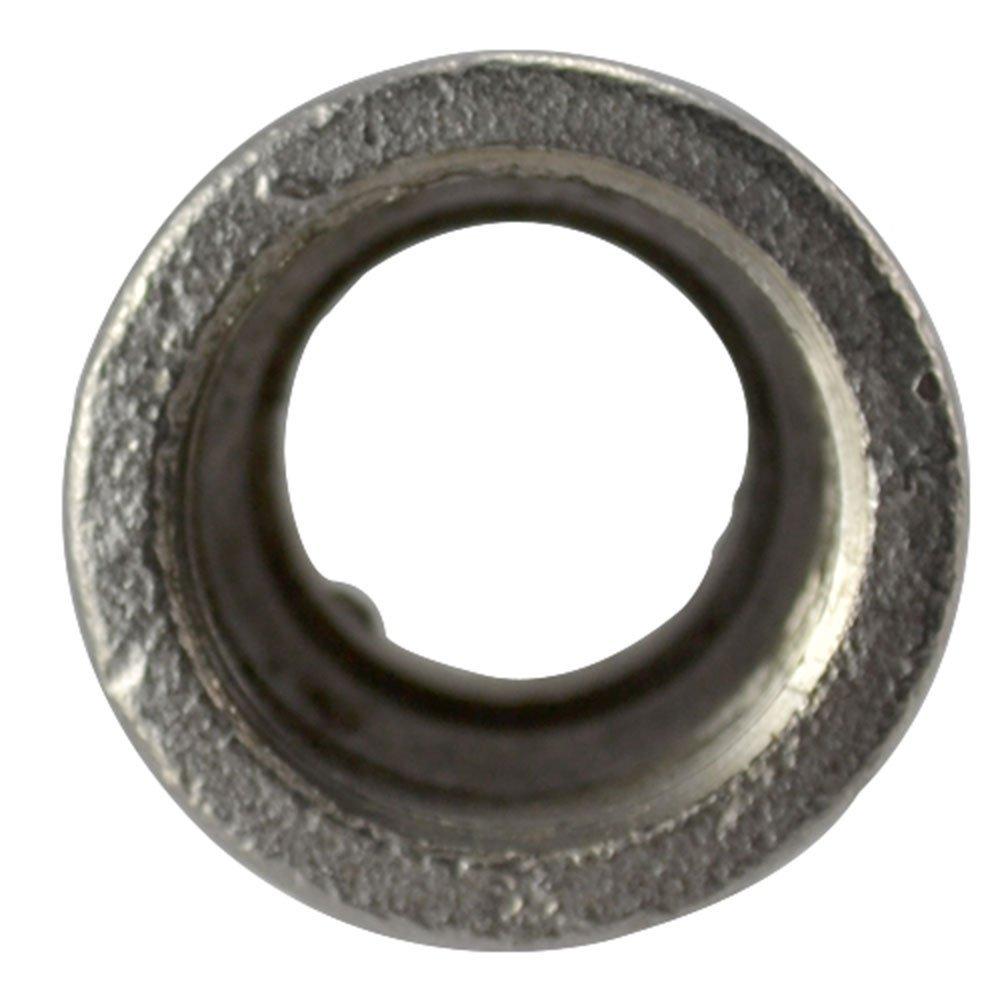 1//2 Female x 1//2 Male NPT Stainless Steel 304 1//2 3//4 Female x Male Nipple Bush Adapter Bushing Pipe Fittings
