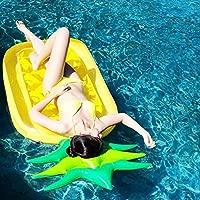 Hinchable piña piscina flotador Balsa, muitobom gigante Fiesta en ...
