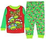 5t ninja turtle pajamas - Teenage Mutant Ninja Turtles Little Boys' Christmas Pajama Sleepwear Set (5T)