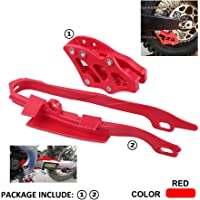 JFG RACING Kit Protector de Cadena para Honda