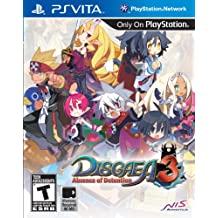 Disgaea 3: Absence of Detention - PlayStation Vita