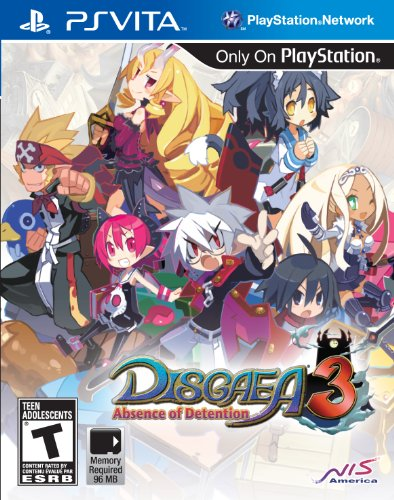 5 best playstation vita disgaea,get now,review 2017,5 Best playstation vita disgaea that You Should Get Now (Review 2017),