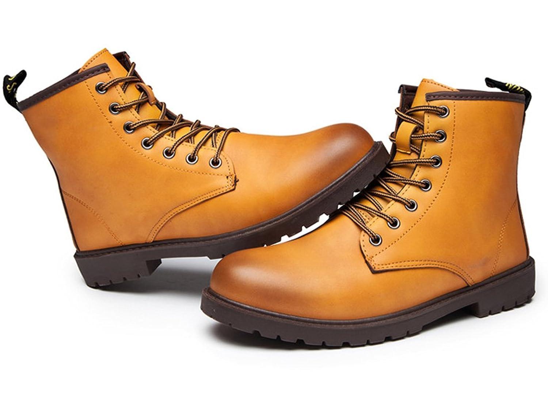 Men's British Style Martin Boot - DeluxeAdultCostumes.com