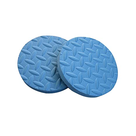 Amazon.com : Foam Yoga Exercise Mat Yoga Pad for Knees Elbow ...