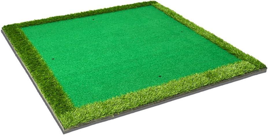 JI BIN USSHOP® 室内と屋外のゴルフボールパッドの練習マットスイング練習マット150 * 150cm +