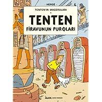 Tenten'in Maceraları 4 - Tenten Firavunun Puroları