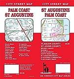 St Augustine / Palm Coast, Florida Street Map