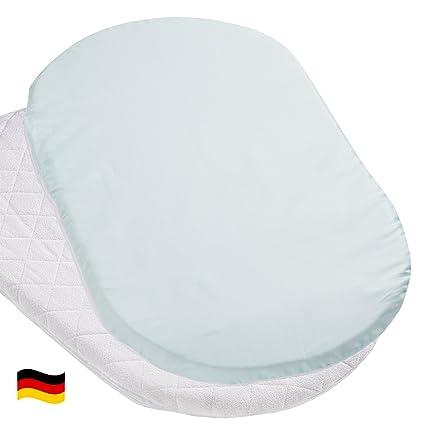 Funda para ovalada Moisés de colchón: Amazon.es: Bebé