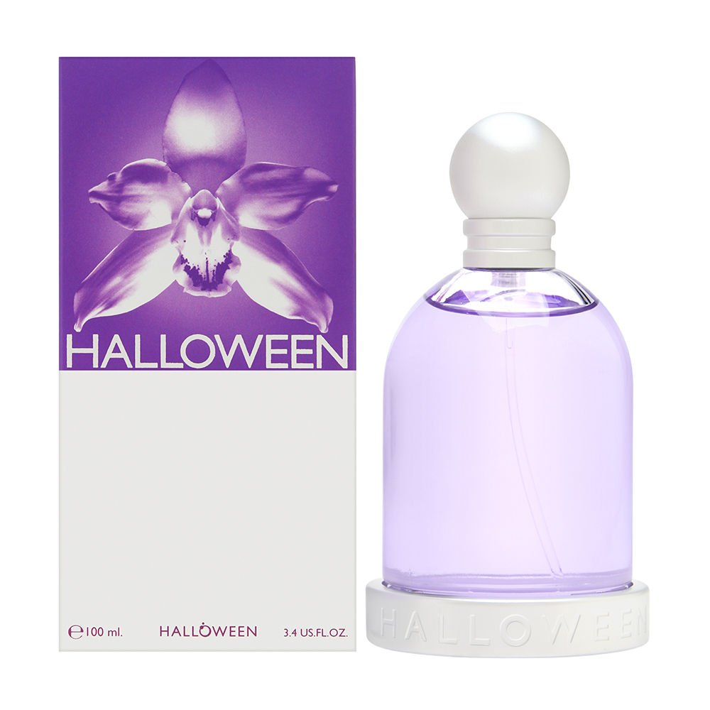 Amazon.com : Halloween By JESUS DEL POZO 0.13 oz Mini EDT For Women : Beauty