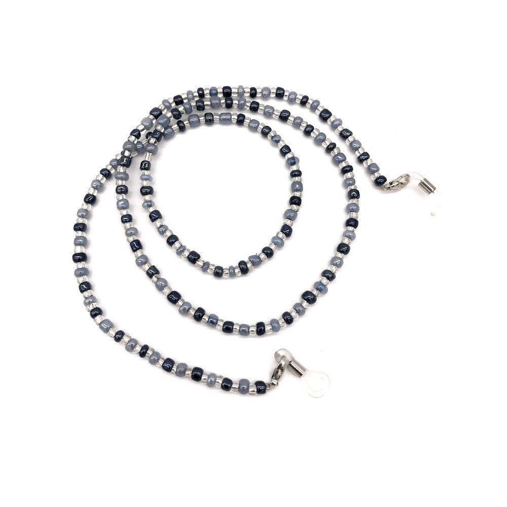 Glass beaded Eyeglass Chain Sunglass Holder Strap Eyeware Lanyard
