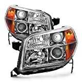 ACANII - For 2006 2007 2008 Honda Pilot Factory Headlights Headlamps Replacement 06-08 Driver + Passenger Side