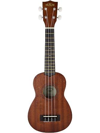 Kala Mahogany Kaa-15S Soprano Ukulele Limited Edition Soprano
