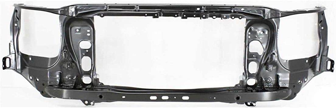 Black Steel Assembly TACOMA 05-15 RADIATOR SUPPORT