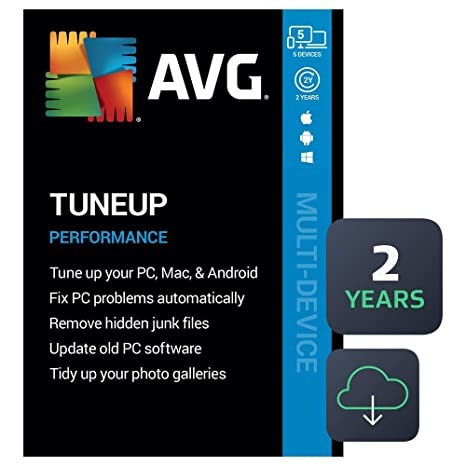 Best Registry Cleaner 2020.Avg Tuneup 2020 5 Devices 2 Years Pc Mac Mobile Download