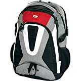 Swiss Gear Bern Midsized Hiking Pack (Grey/Black/Red/White)