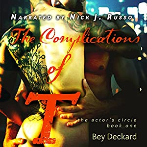 The Actor's Circle, Book 1 - Bey Deckard