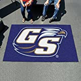 Ulti-Mat Floor Mat w Official Georgia Southern Eagles Logo In Team Colors