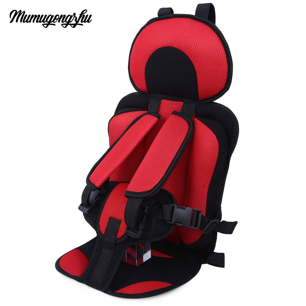 Candora Kids Safety Car Seat 3 12 Year Old Portable Children S Chairs Updated Version Thickening