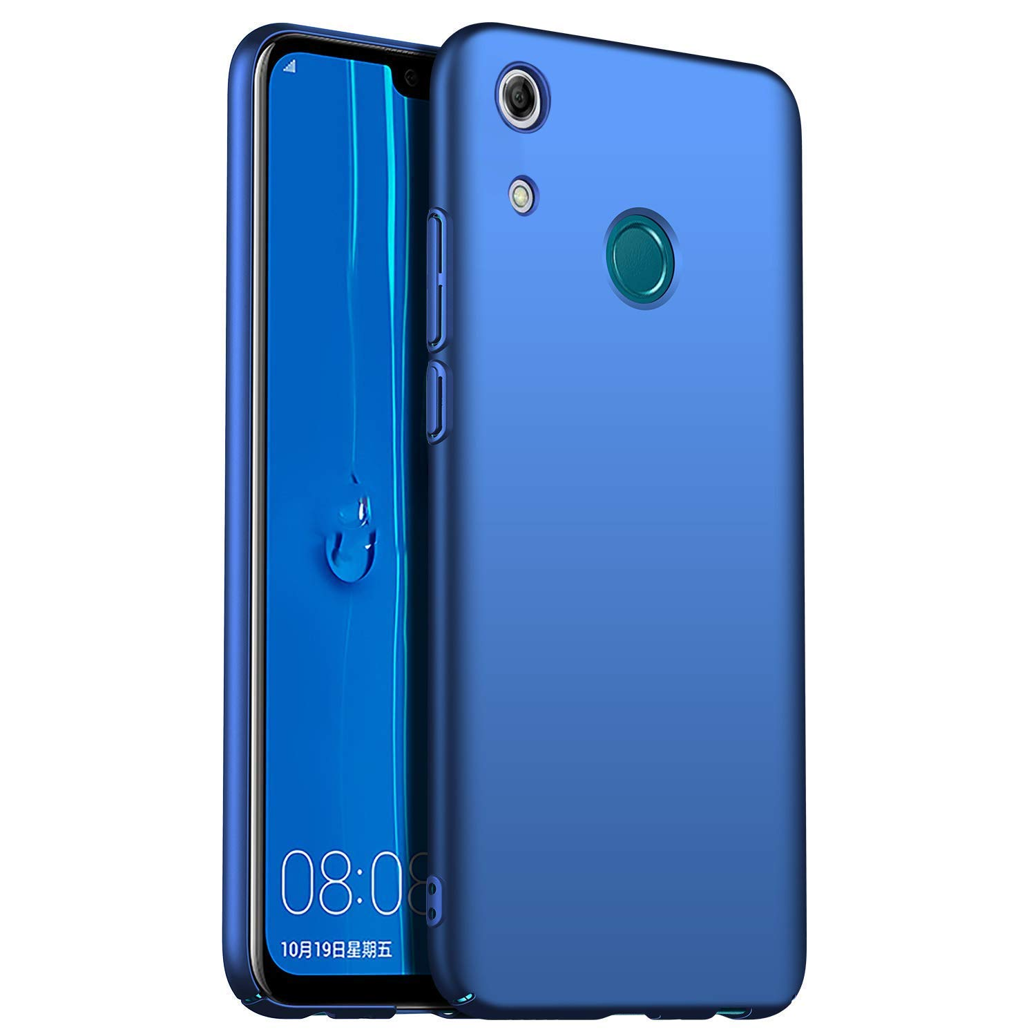 Amazon.com: Superyong Huawei Y6 Prime 2019 Case Slim Cover ...