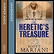 The Heretic's Treasure: Ben Hope, Book 4 | Scott Mariani