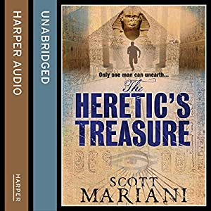 The Heretic's Treasure Hörbuch
