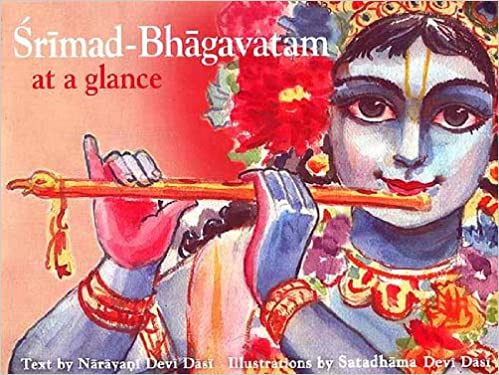 Items Related to Srimad-Bhagavatam at a Glance (Hindu | Books)