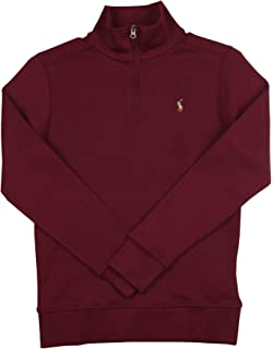 Polo Ralph Lauren Boys Monogram Ribbed Knit Pullover Sweater