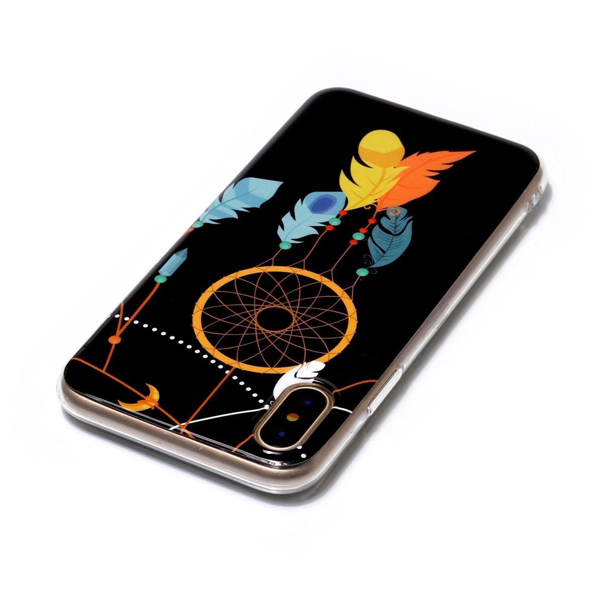iPhone 5S H/ülle Handyh/ülle Schutzh/ülle Nachtleuchtender gr/üner Gl/ühen im dunklen Handy Etui Anti-Kratzer Anti-Staub Case Cover sto/ßsicherer Mobiltelefon-Kasten OnlyCase iPhone 5 Musik Hund