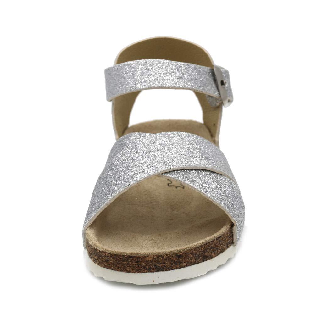 Billowy Sandalia Niño Para Y Bio Zapatos Niña qMSzUpV