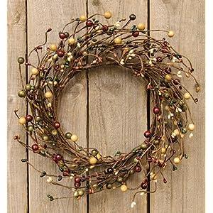 """Berry Wreath Prim Combo 12"""" 30"""