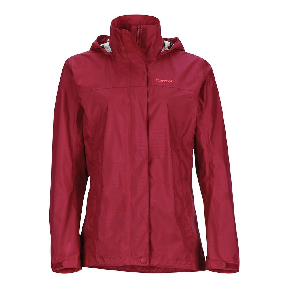 Marmot Women's Precip Jacket, Sienna Red, Medium