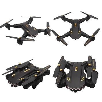 TwoCC Avión de juguete de control remoto de aviones no tripulados ...