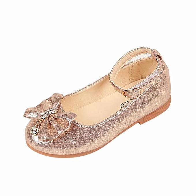 Amazon.com: Zapatos de princesa para bebés y niñas de 1 a 3 ...