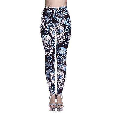 Targogo Oversize Fitness Leggings Mujeres Imprimir Deporte Yoga ...