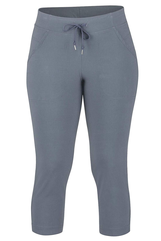 Steel Onyx M Marmot Wm's Ravenna Pantacourt, 3 4, Capri Pantalon, pour de plein air, Sport, Fitness Femme
