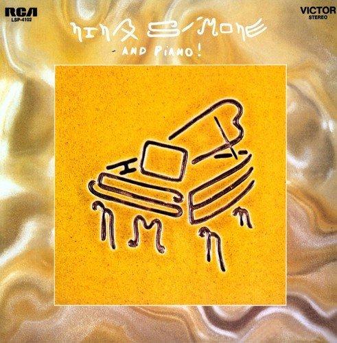 Vinilo : Nina Simone - And Piano (180 Gram Vinyl)