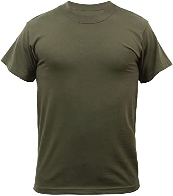 Amazon.com  Olive Drab Green Moisture Wicking Tactical Military ... 21fe6c8a13f